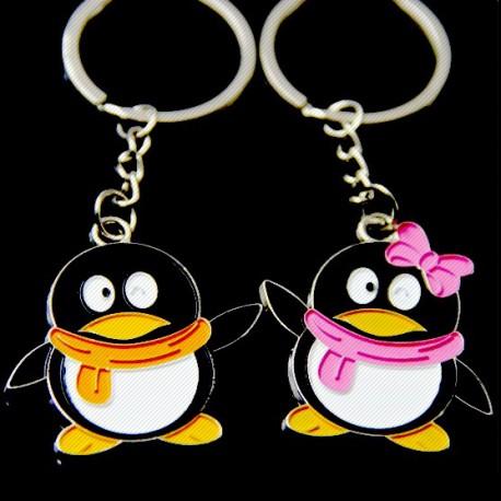 """Raktų pakabukai dviems """"Pingvinai"""""""