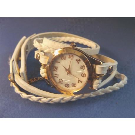 """Baltas moteriškas laikrodis """"LK 1047"""""""