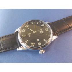 """Juodas vyriškas laikrodis """"LK 1049"""""""