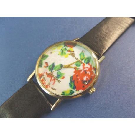 """Moteriškas laikrodis """"Rožė"""""""