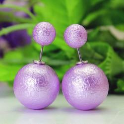 "Violetiniai auskarai ""AU1177"""