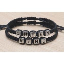 """Porų apyrankės """"Karalienė ir karalius"""""""